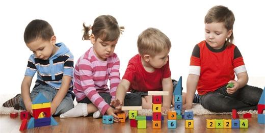 Школа раннего развития для детей 4-5 лет