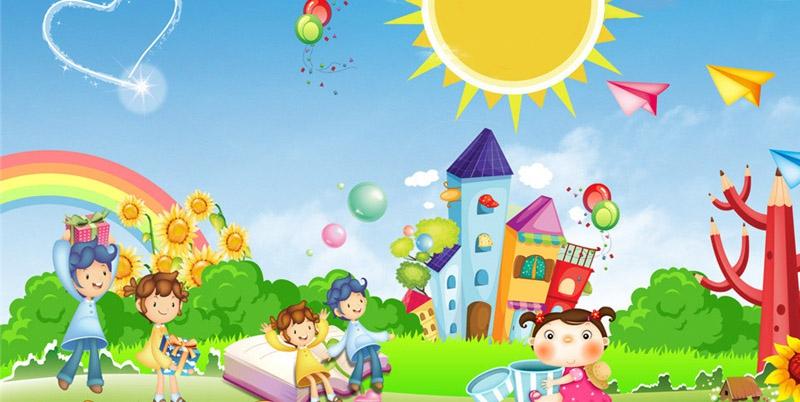 Летняя группа в детском саду