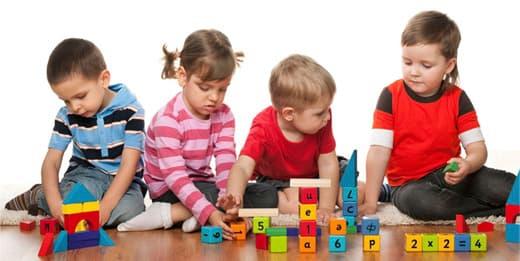 Школа раннего развития для детей 4-5 лет | Занятия